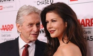 Catherine Zeta Jones and Michael Douglas marital agreement